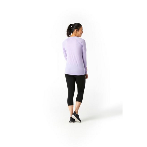 Merino 150 Base Layer Micro Stripe Long Sleeve