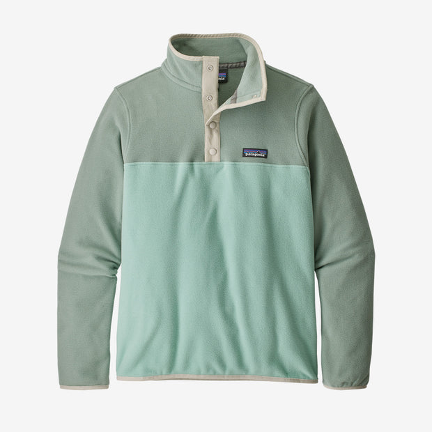 Micro D Snap-T Fleece Pullover