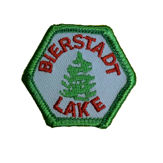 Bierstadt Lake Trail Tag