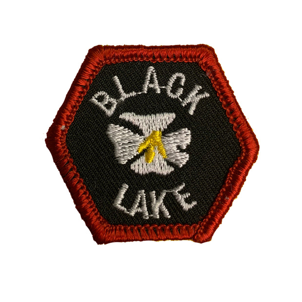 Black Lake Trail Tag