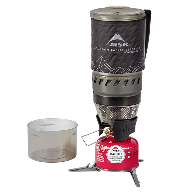 Windburner Personal Stove System