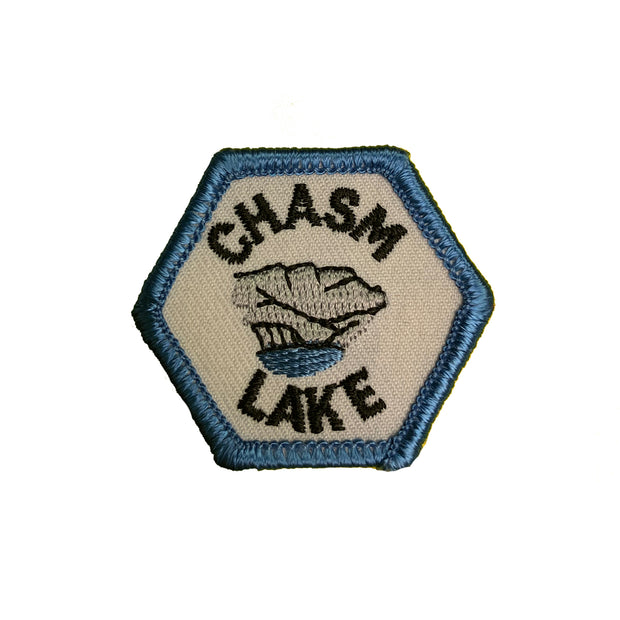 Chasm Lake Trail Tag