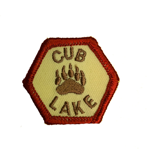 Cub Lake Trail Tag