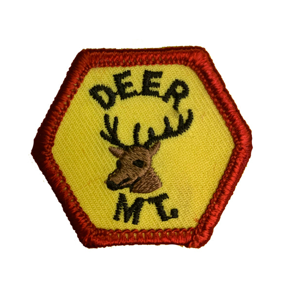 Deer Mountain Trail Tag