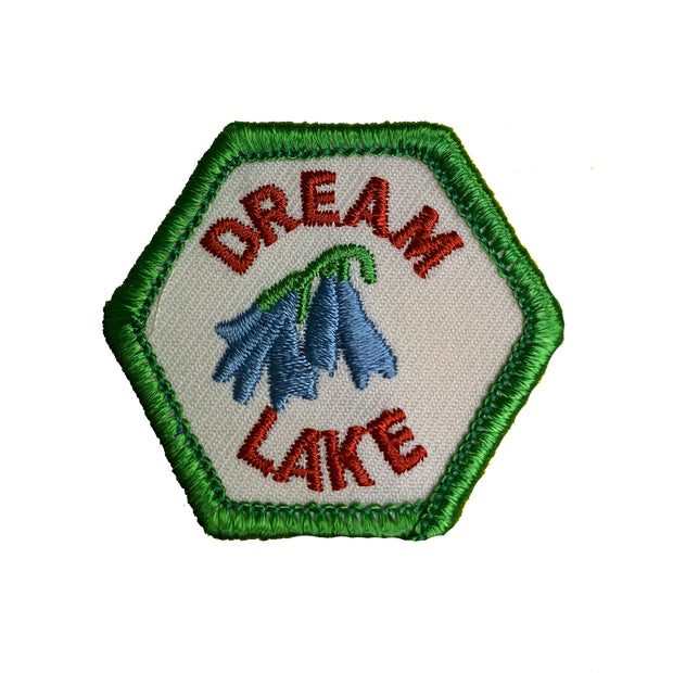 Dream Lake Trail Tag