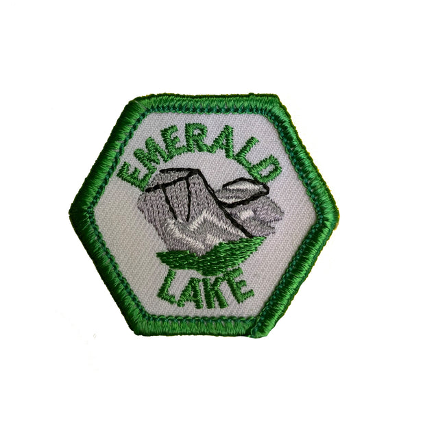 Emerald Lake Trail Tag
