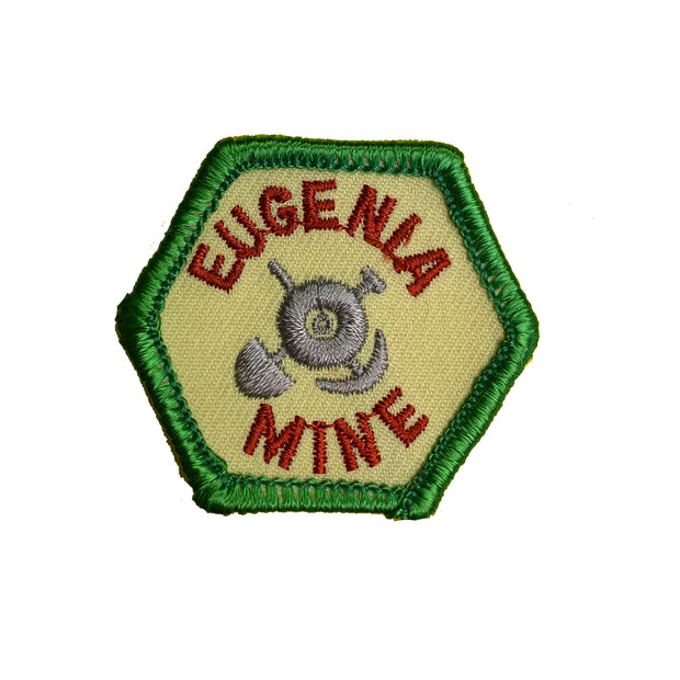 Eugenia Mine Trail Tag