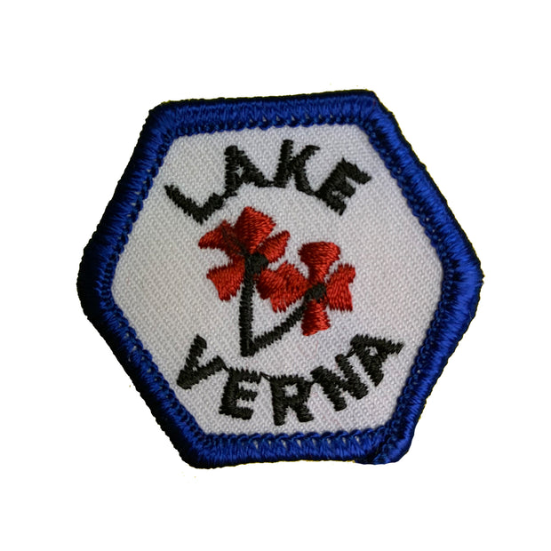Lake Verna Trail Tag