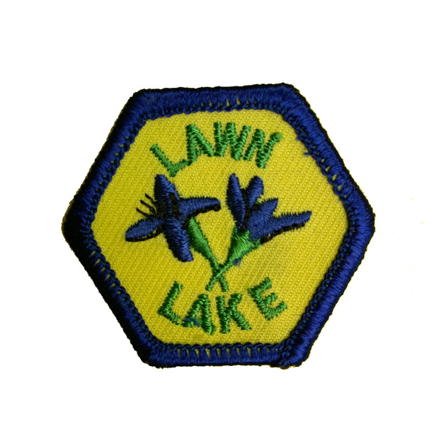 Lawn Lake Trail Tag