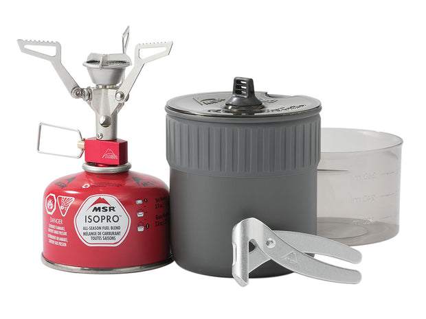 Pocket Rocket Mini Stove Kit
