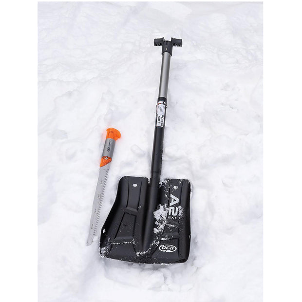 A-2 EXT Avalanche Shovel System with Saw