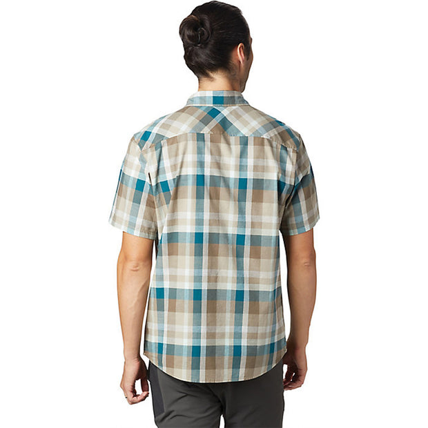 Big Cottonwood Canyon Short-Sleeve Shirt