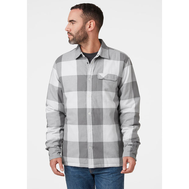 LIFALOFT™ Insulated Flannel Shirt Jacket