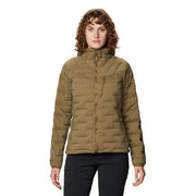 Women's Super/DS™ Stretchdown Hooded Jacket