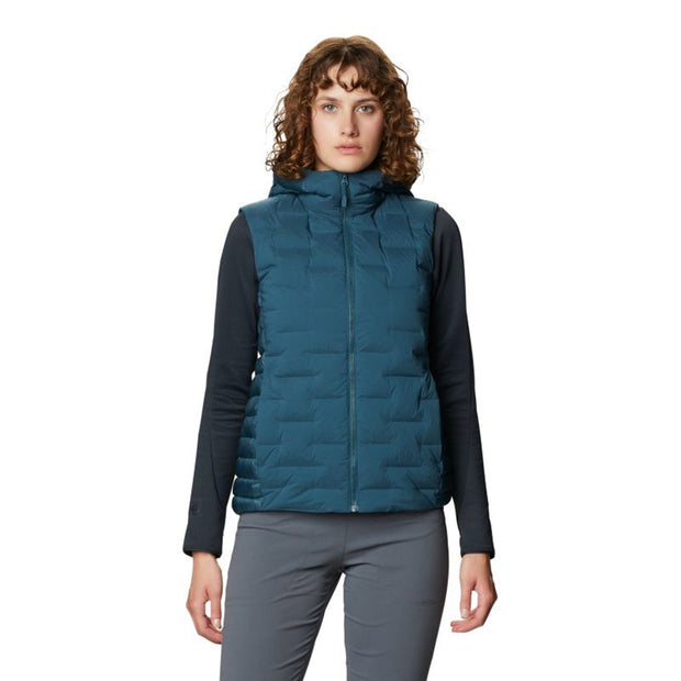 Women's Super/DS™ Stretchdown Hybrid Vest