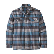 Long Sleeve Fjord Flannel Shirt
