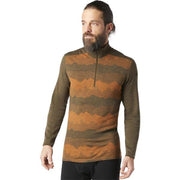 Merino 250 Baselayer Pattern 1/4 Zip