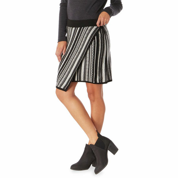 Women's Alpine Lodge Pattern Skirt