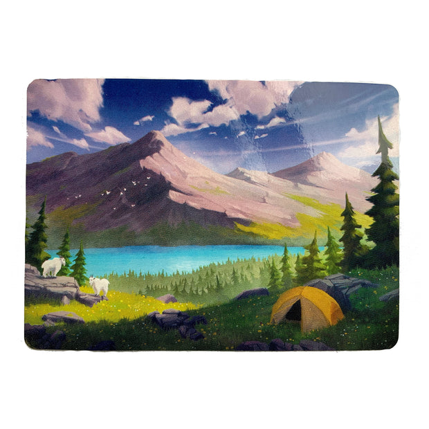 Alpine Paradise Sticker
