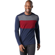 Merino 250 Base Layer Colorblock Crew