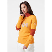 Women's Tricolore Knitted Sweater