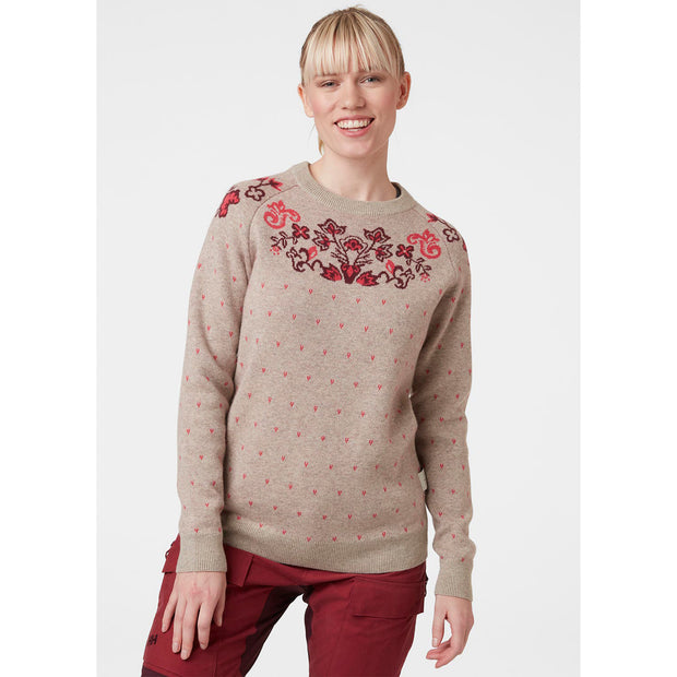 Women's Wool Knit Sweater