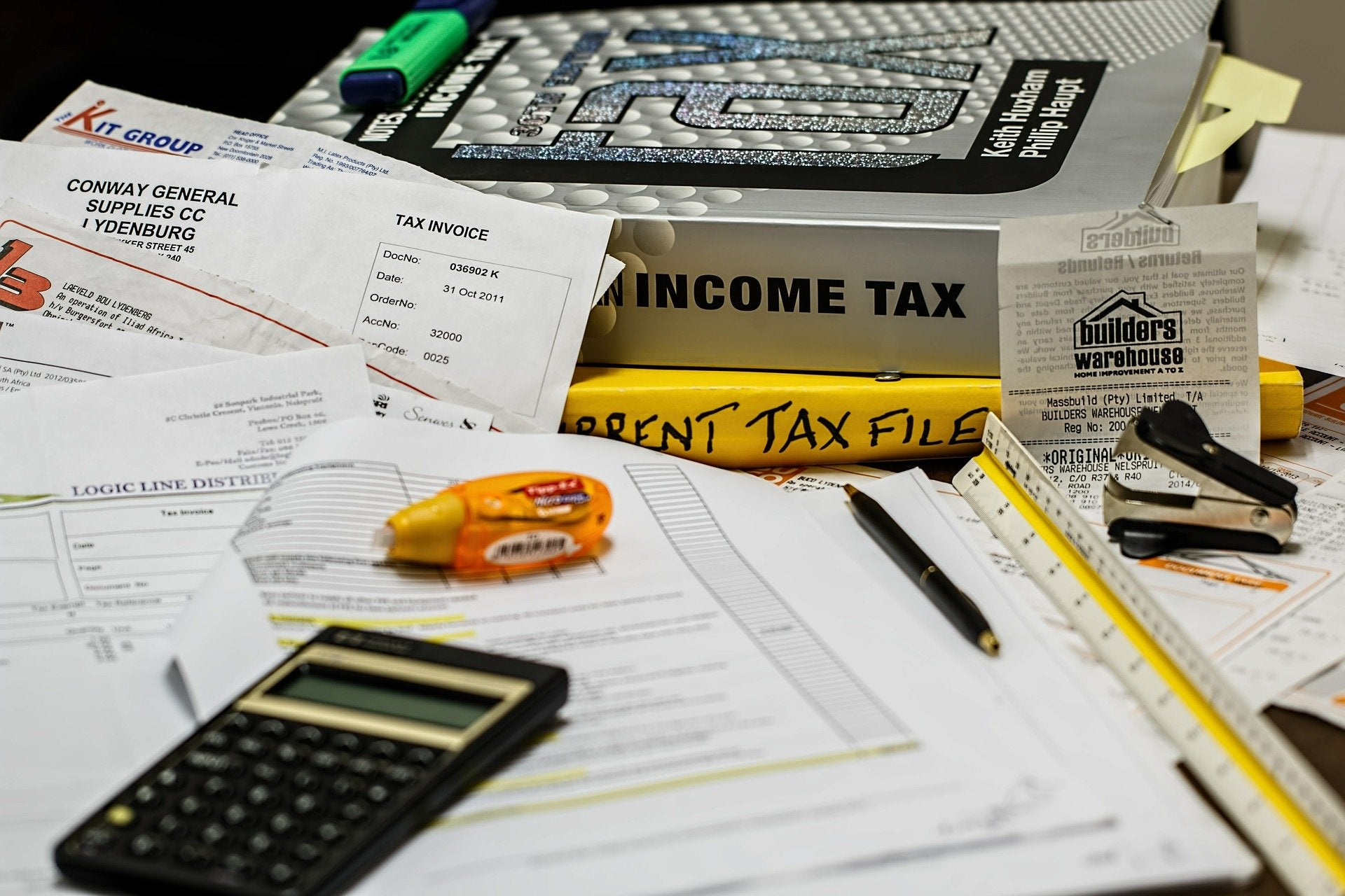the quick guide to taxes for makers