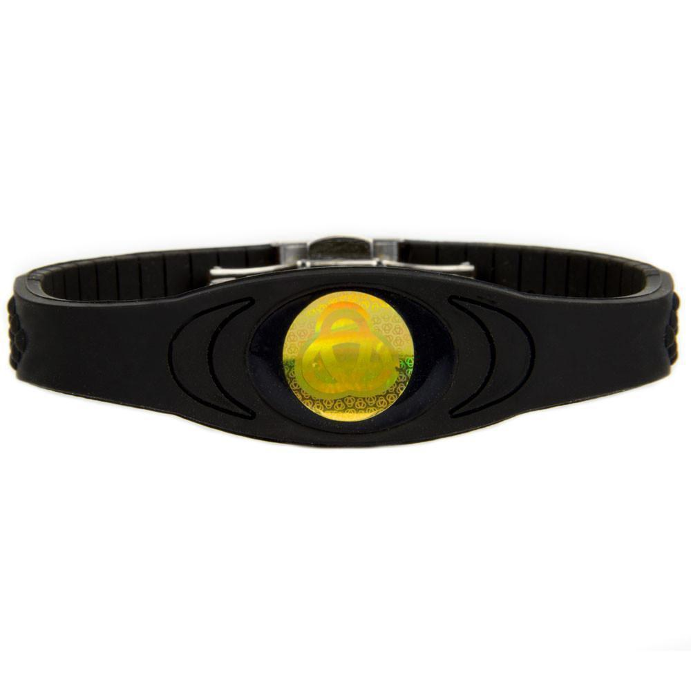 Black & Gold Ion Core Bracelet