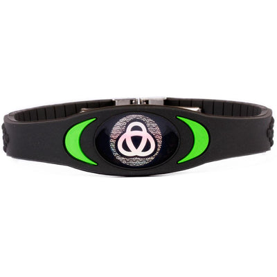 Ion Core Bracelet Black with Green Black & Green Ion Core Bracelet
