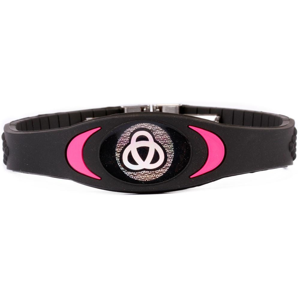 Ion Core Bracelet Black with Pink Black & Pink Ion Core Bracelet