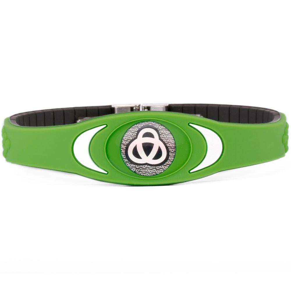 Ion Core Bracelet Out Of Stock Green with White Green Ion Core Bracelet
