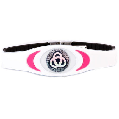 Ionic Power Band White/Pink Ion Core Seconds - Various Colours