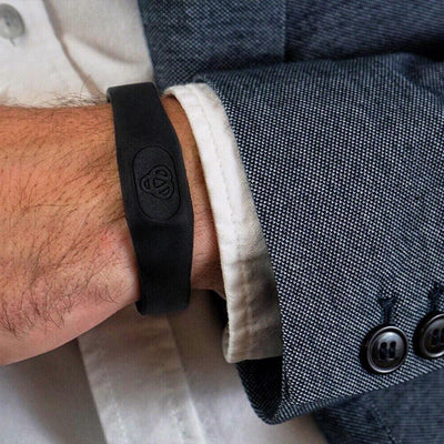 Magnacore Power Band XS-S / Stealth Black NEO Magnetic Ion Bracelet