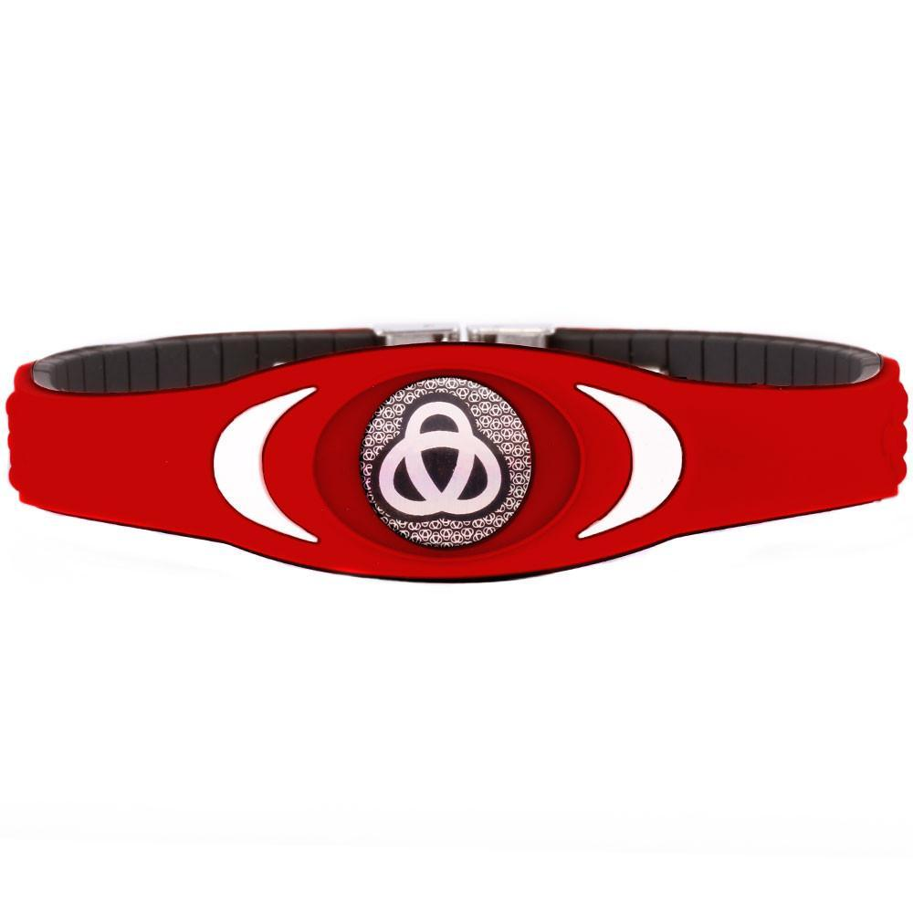 Ion Core Bracelet Out Of Stock Red with White Red Ion Core Bracelet