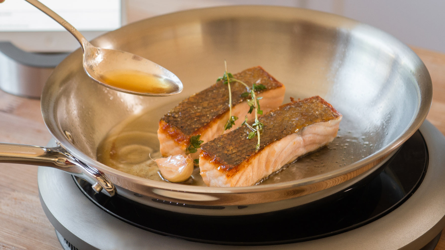 How to Cook Perfect Pan-Seared Salmon