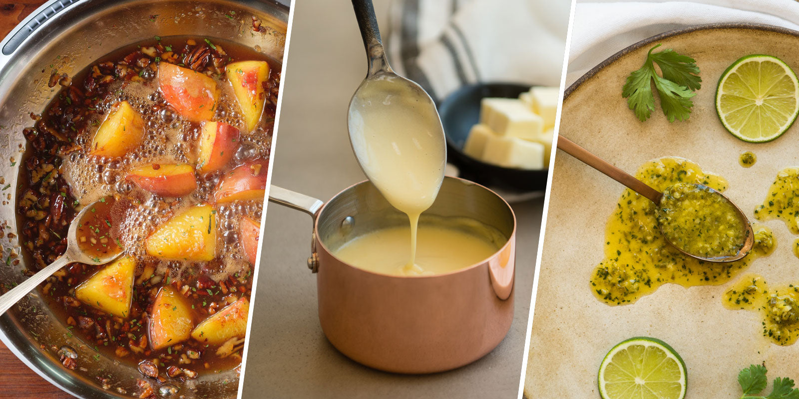 The Complete Guide to Pan Sauces