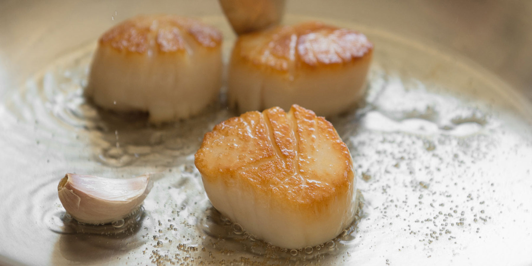 The Ultimate Guide to Pan Searing Scallops and Shrimp