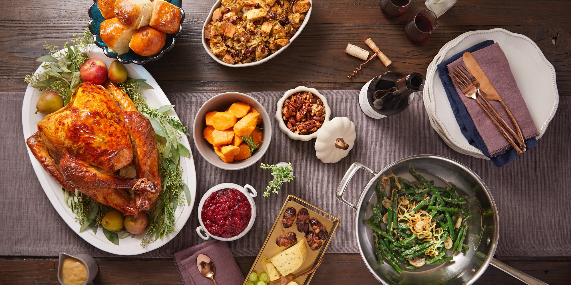 Cue's Practical Guide to Thanksgiving