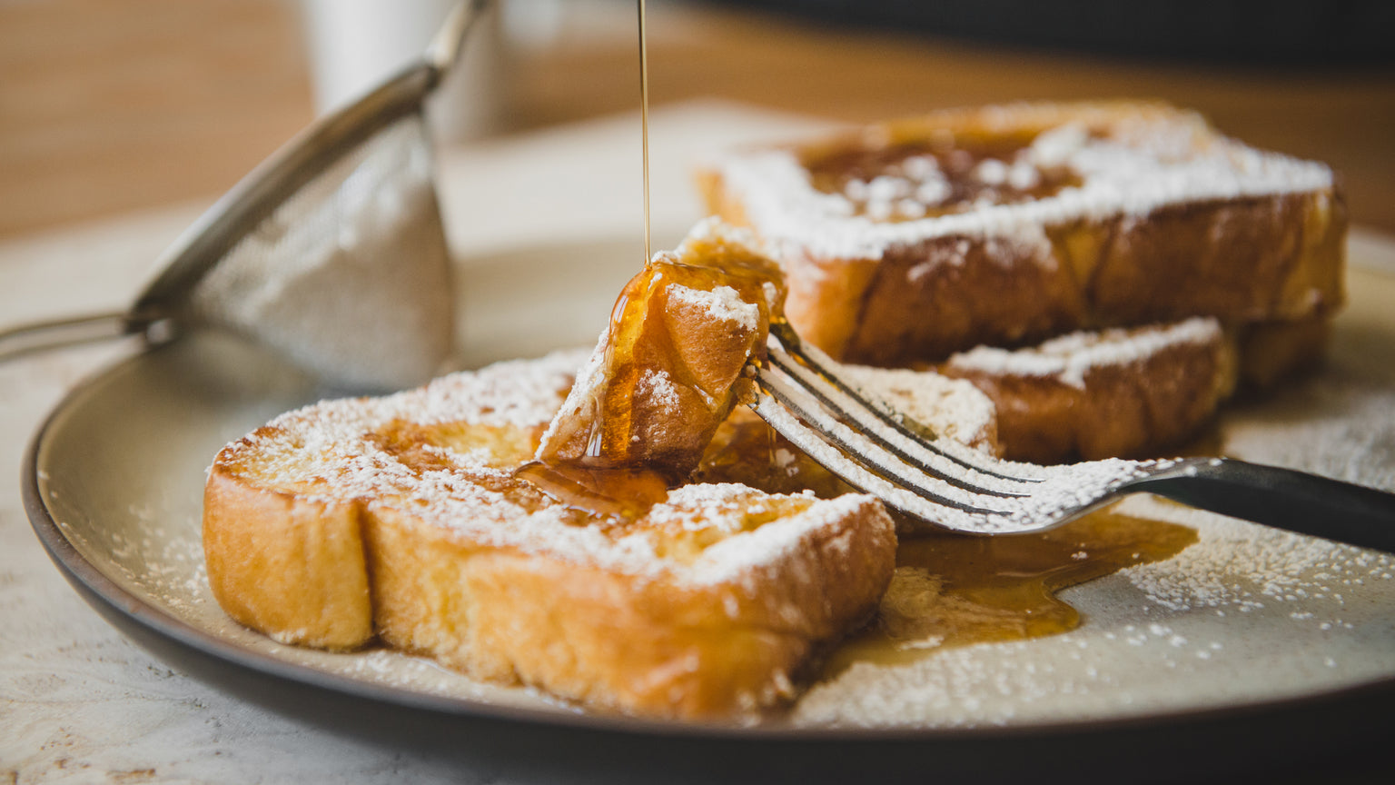 Brioche Custard French Toast