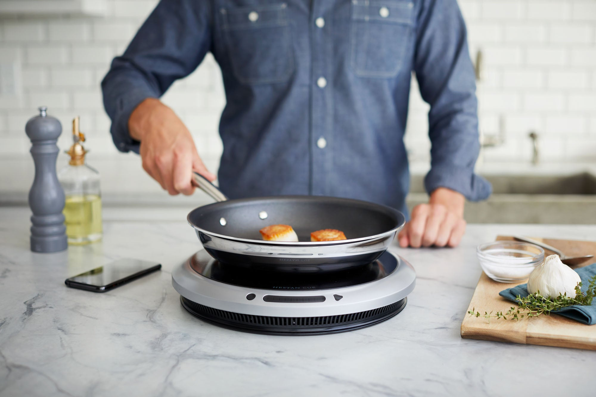 How Cue Reinvented Non-stick Cookware