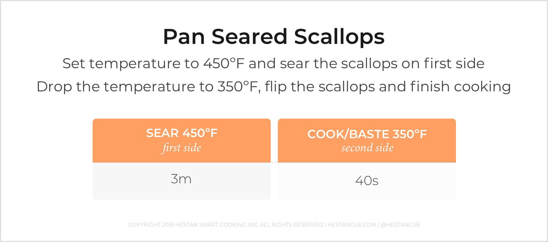 scallop time temp guide