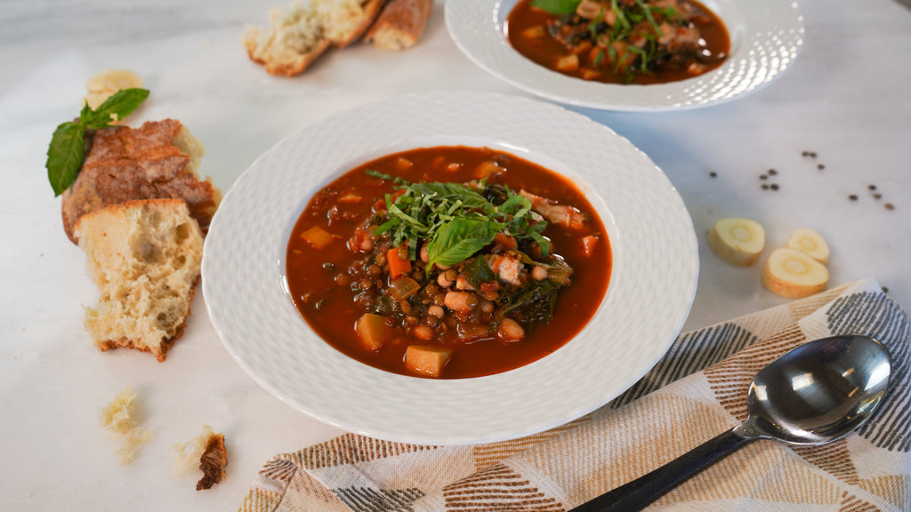 turkey minestrone