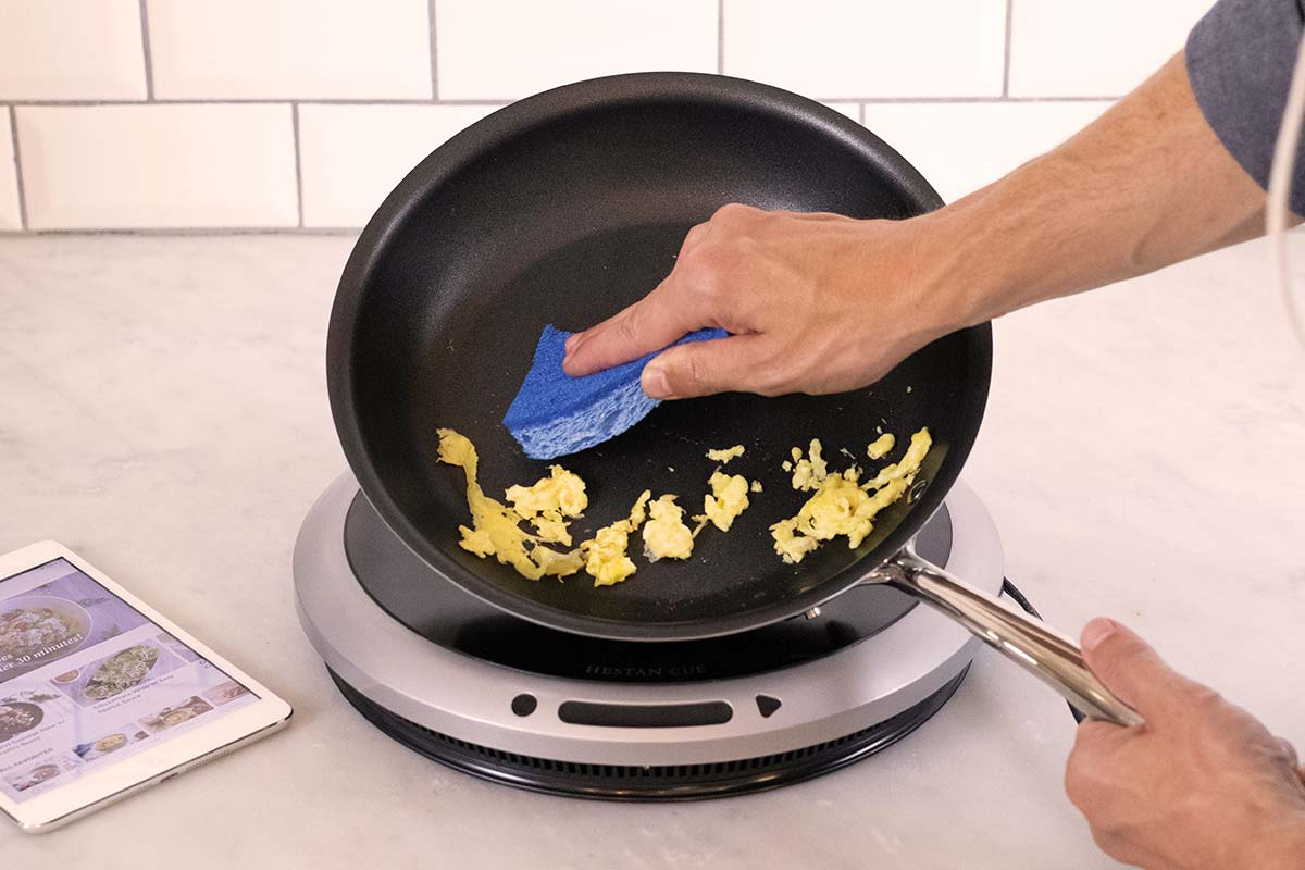 "Precision Non-Stick 11"" Fry-Pan"