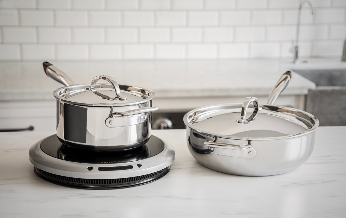 Hestan Cue 5 Piece Smart Cooking System