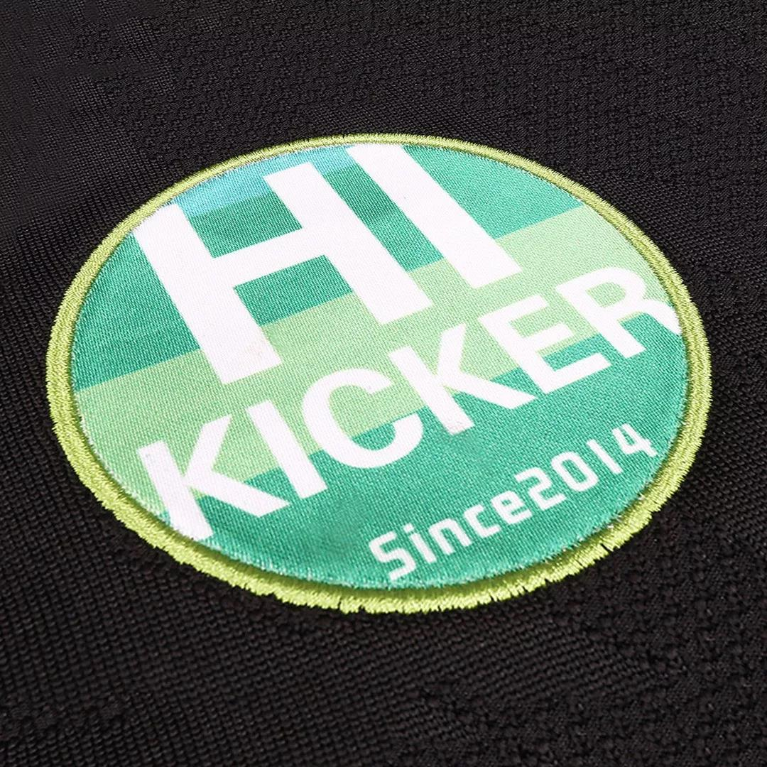 In this method we use sublimation printing to create the main image of the badge. This is then embroidered to the clothing to create a much stronger, resilient badge.