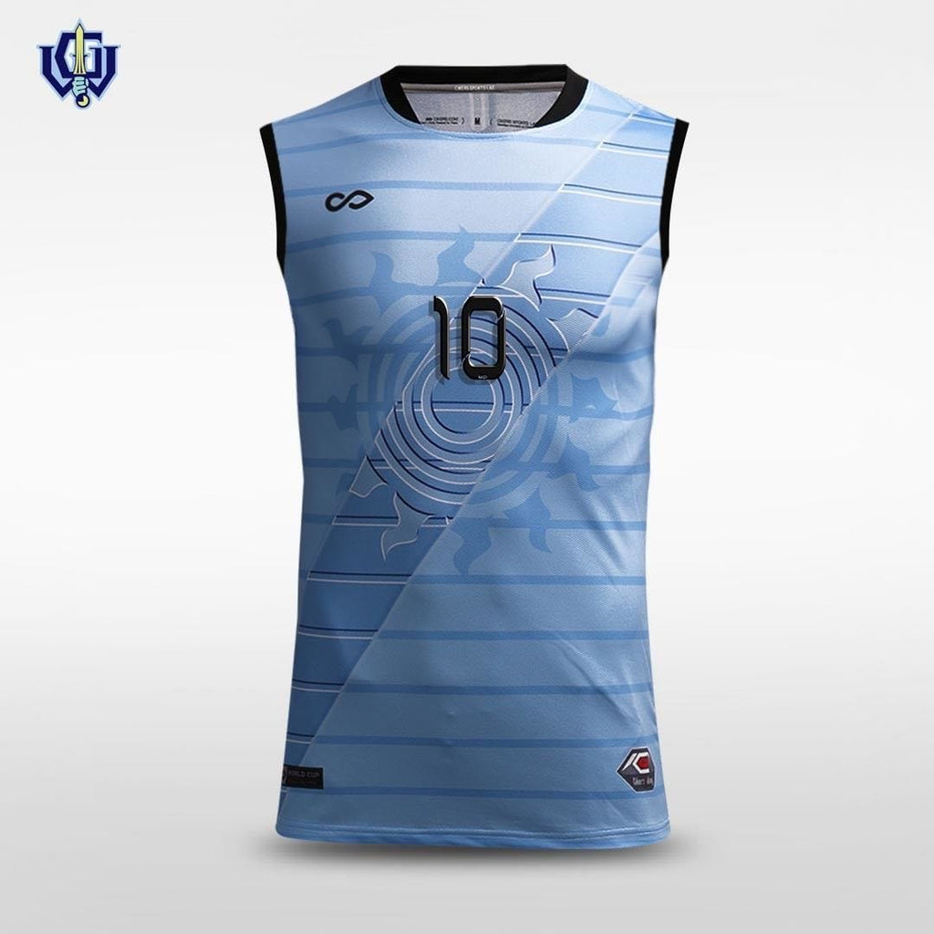 Cyclone Thrust - Sublimated Football Vest