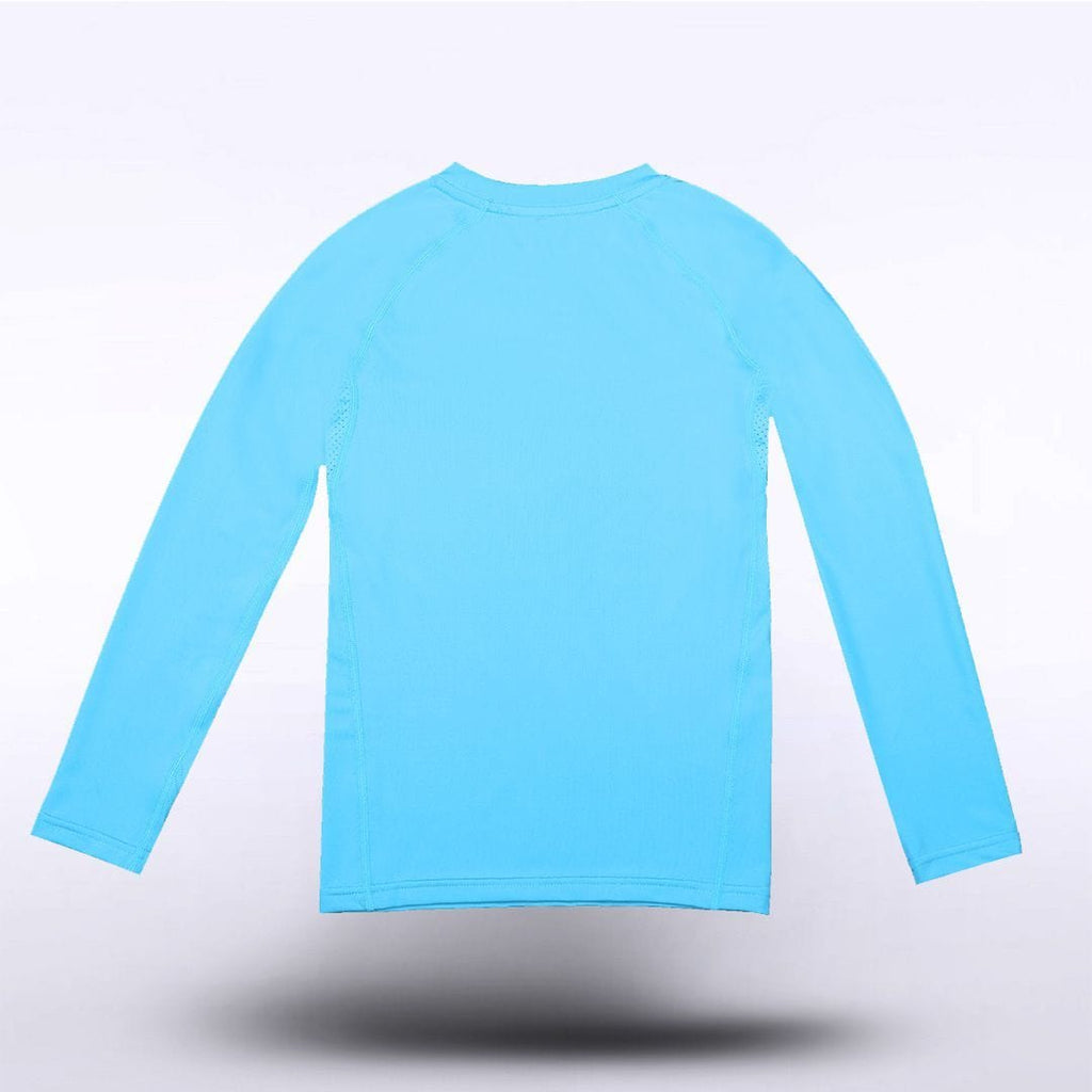 Dragon Vein Kids Compression Long Sleeve Top