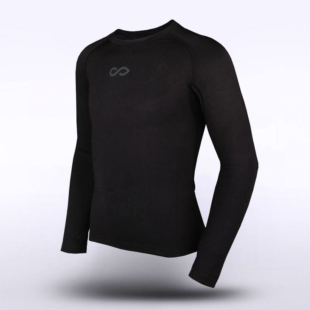 Pure - Kids Thermal Winter Compression Long Sleeve Top
