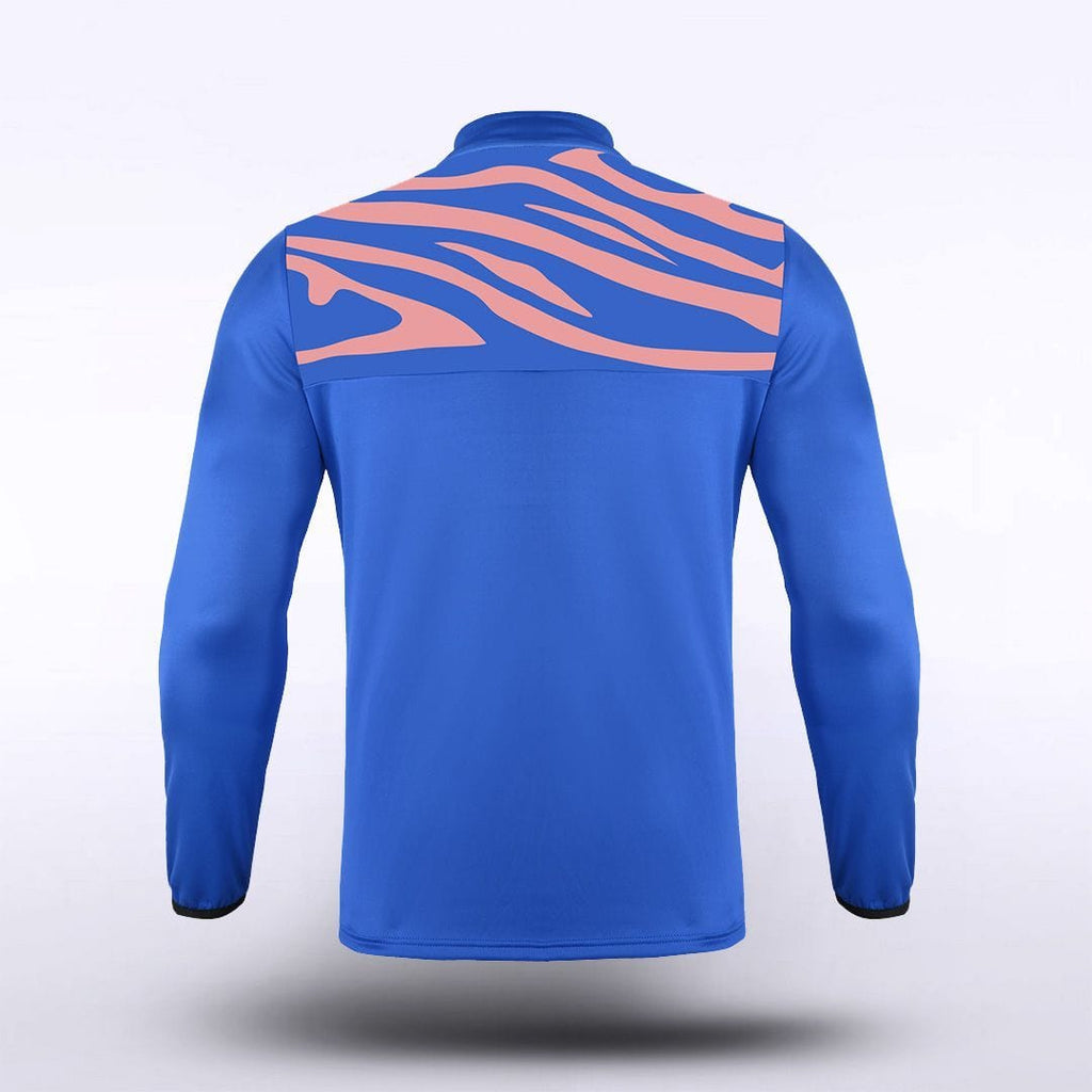 GW - Zebra Sublimated Jacket - Blue