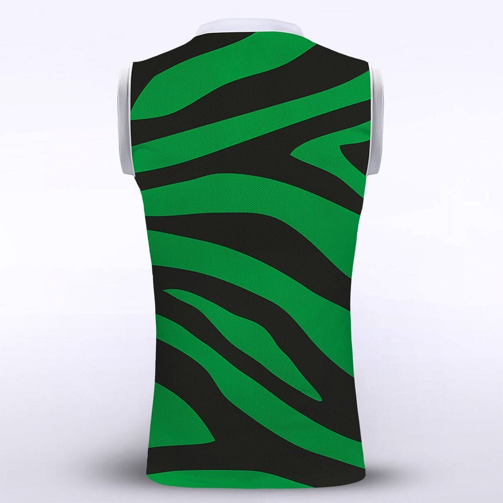 Jungle - Sublimated Football Vest